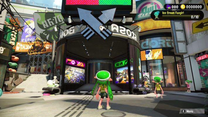 活動開始之前,各位可以先參觀一下商店街,官方持續進行更新,不同時間登入會發現街道佈置逐漸有氣氛起來。