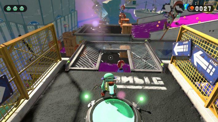 某些關卡會限制玩家使用的武器,各位可以邊打學操作技巧,完成後則能自選武器重玩。