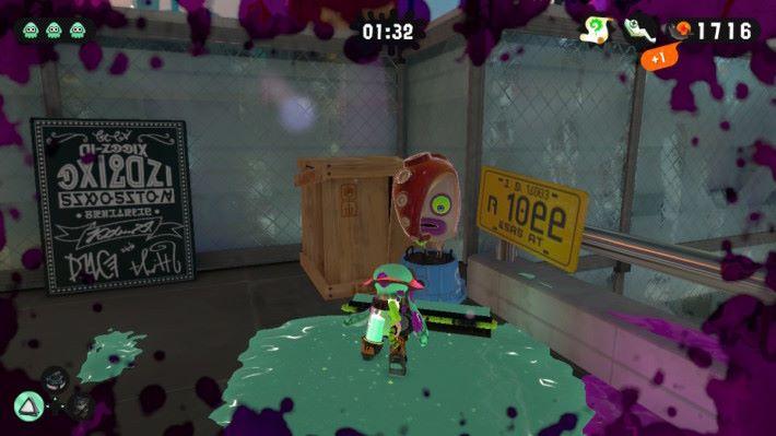 推進攻擊適合「刷地板」搶分,也可以用來擊殺及傷害前方的所有敵人。
