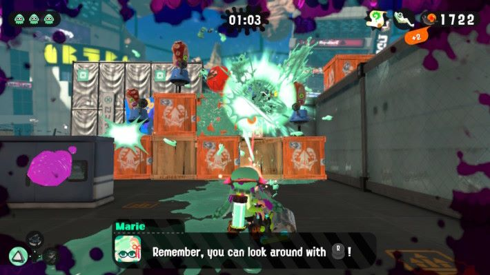 格靈機關炮的密集式彈幕,破壞力與殺傷力都相當驚人,可是也會招惹敵人的炮火,成為玩家眼中的目標。