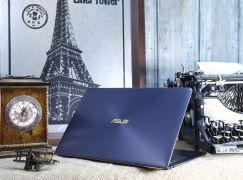 帶著 ASUS ZenBook 3 Deluxe UX490 輕薄筆電 寫意去旅行
