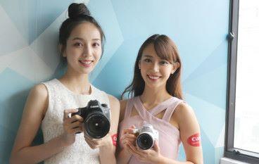 【世界之最輕】Canon EOS 6D Mark II、200D 兩機齊發