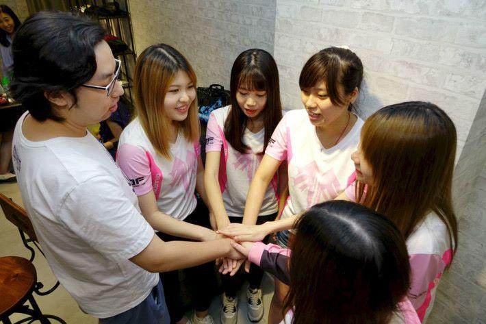 在香港女子電競畀已略有名氣的 TDF 對日後發展亦樂觀