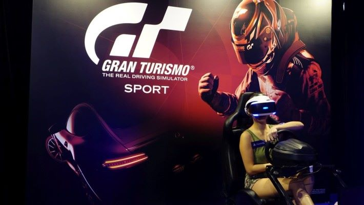 《GT Sport》