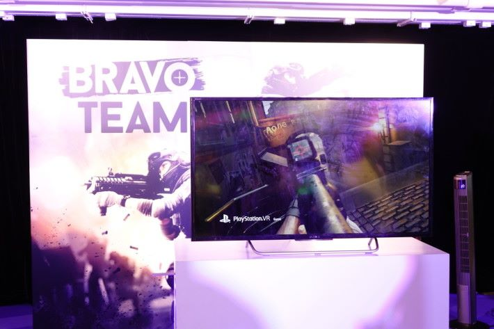 第一身射擊遊戲《Bravo Team》
