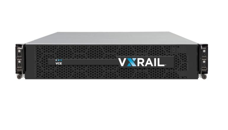 EMC超融合基建VxRail  完全整合VMware
