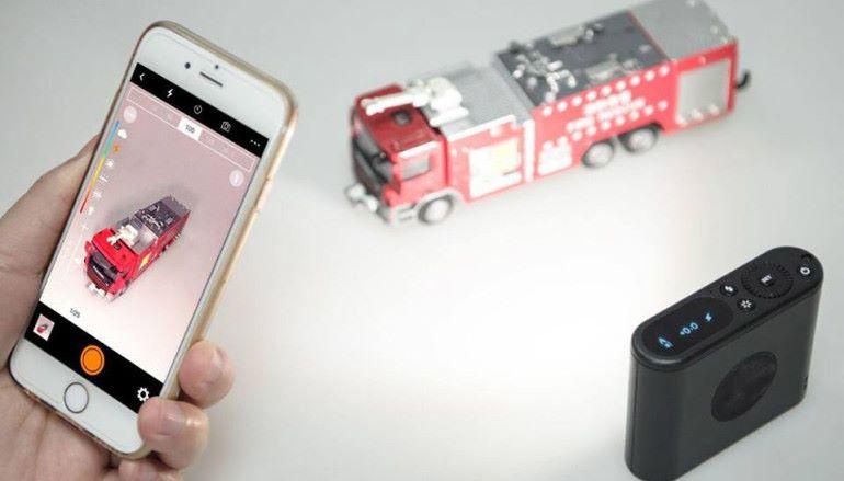 手機玩飛燈冇難度!神牛推出手機專用 A1 閃燈系統