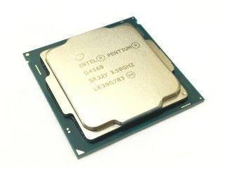 有消息指 Intel 可能會減少 G4560 的產量。