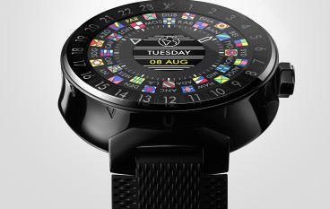極上奢華之智能手錶 LV Tambour Horizon 參上