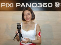 Manfrotto PIXI Pano360 拍全景不再手震