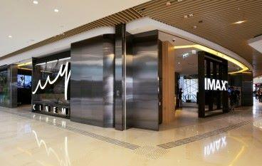 百老匯首家 IMAX 戲院 My Cinema 開場!!