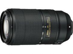 Nikon 推出步進馬達 FX 格式 70-300mm VR 更輕巧寧靜