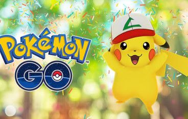 Pokemon Go 一周年 推出小智帽比卡超