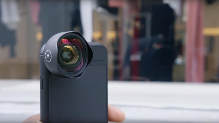 這種外接鏡頭,成為 iPhone 最簡單的拍攝配件。
