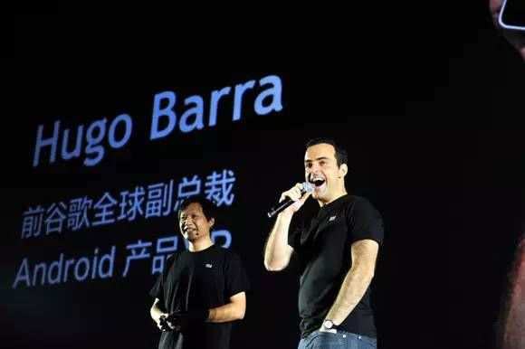 虎哥 Hugo Barra 促成 Oculus 和 小米的合作。