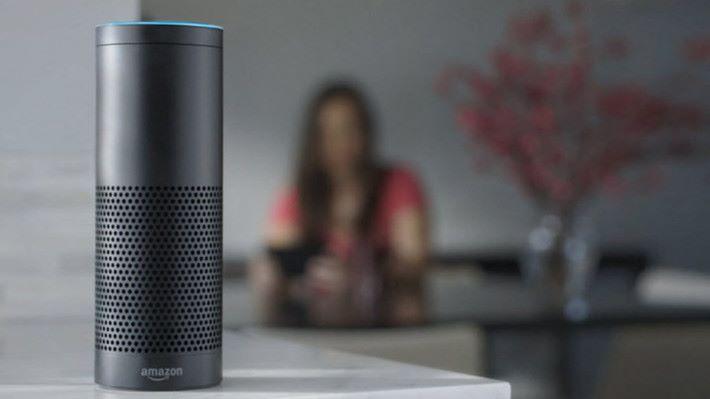 Amazon Echo 在智能喇叭市場處於領導位置。
