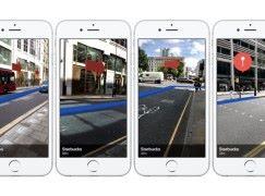 iPhone AR 新玩法 實況導航