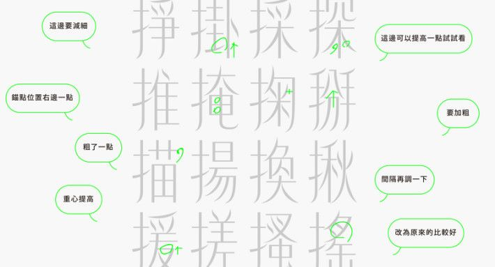看到製作7000中文字款過程的艱辛嗎?