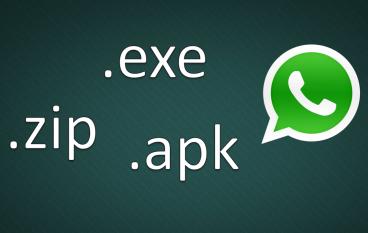 【好用?危險?】WhatsApp 傳送任何類型檔案