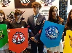 日本手遊新寵《Fight League 交峰聯盟》正式登陸香港
