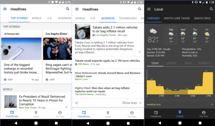 Google News 是新聞的重要散播途徑,你認為它應該為其無本生利的服務付上摘錄稅嗎?