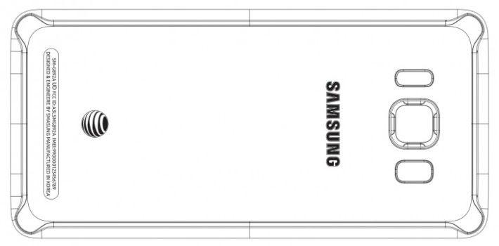 S8 Active 的防撞邊框達到軍用級標準。
