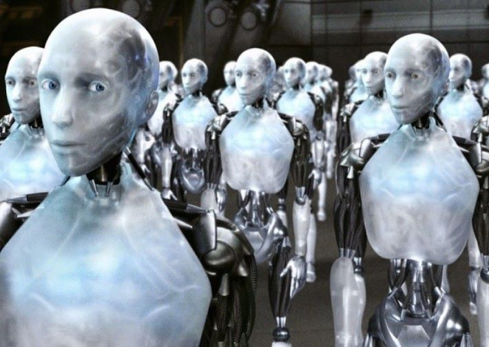 AI 已一步步踏進來取代人類工作。