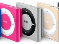 再見 iPod Shuffle / Nano