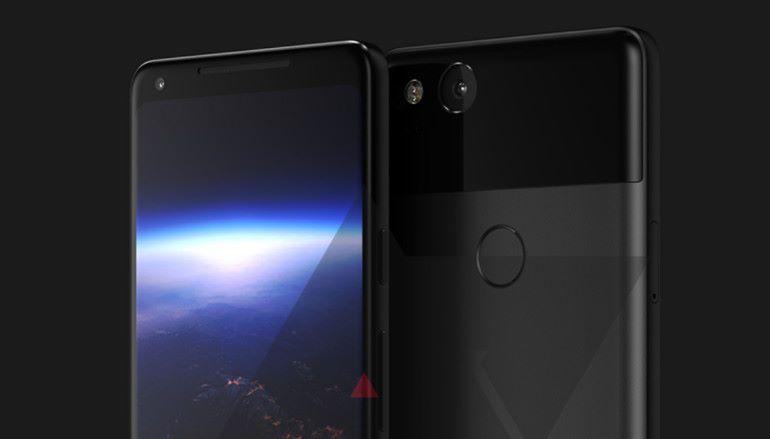 6吋無邊框 Google Pixel XL 2 設計曝光