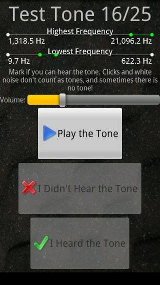 試試你的聽力