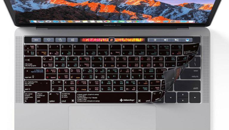 【記到頭都大】唔想記咁多 VIM 指令?呢塊 Keyboard Cover 幫到你