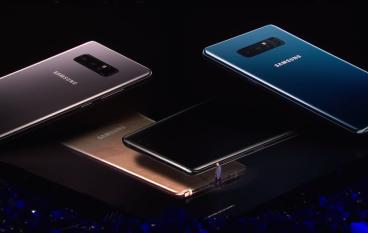 照顧 Note 7 用戶 Samsung Galaxy Note 8 推出舊換新方案