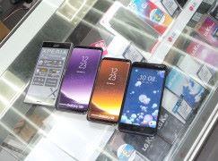 新智能手機高峰期