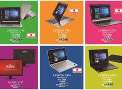 【低至五折】Fujitsu Notebook 淘大開倉夠哂就腳