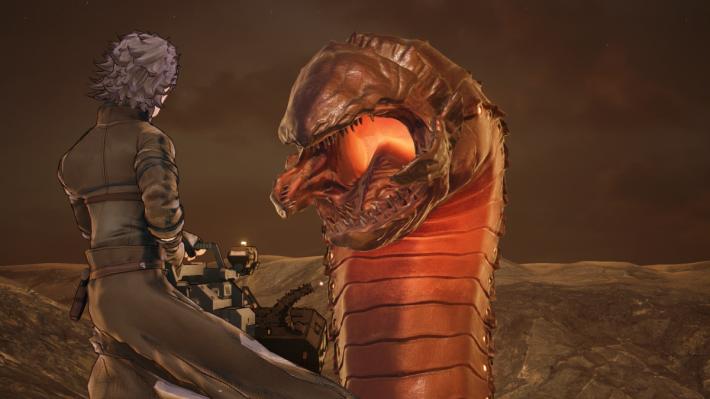 跟過往遊戲一樣可以自行設計角色,裝備不同槍械作戰。