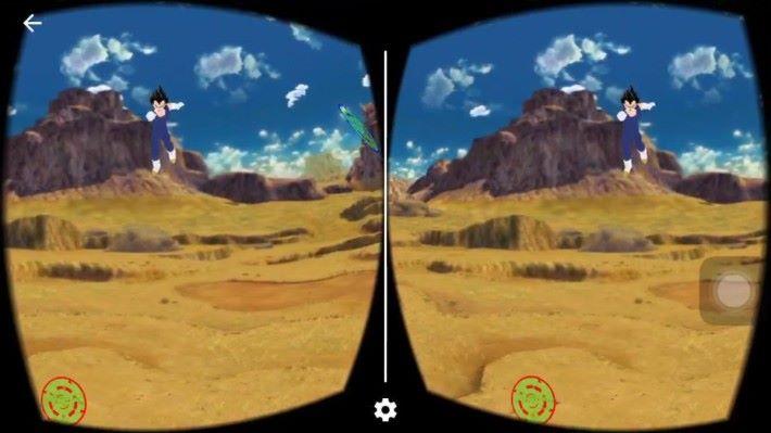 《特訓體感!比達 VR》:比達也是大家的訓練對手呀