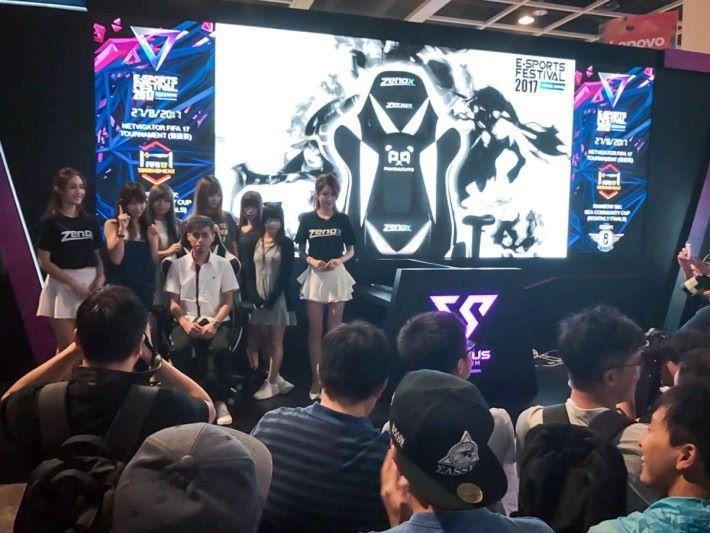 PandaCute 簽名電競椅以破紀錄的 $10,100 成交
