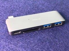麻雀雖小 功能齊全 Gmobi iXtend USB-C 多功能轉換器