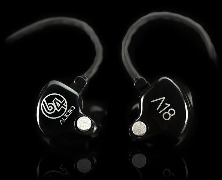 64 Audio 的 18 單元耳機 A18