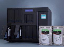 首選穩定性 NAS 專用硬碟選購術