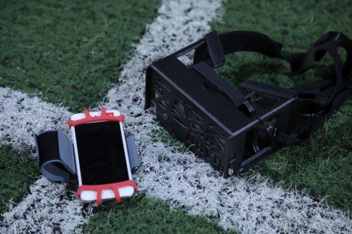 手機功能的成熟令遊戲可提供更深刻的臨場體驗