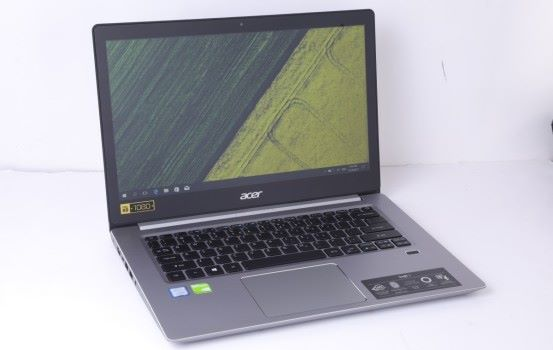 第八代Core首發! Acer Swift 3搶先實測