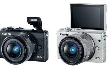 Canon EOS M100 2,420 萬像入門無反正式發表