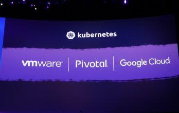 VMware加入Kubernetes陣營 夥Pivotal、Google Cloud建容器服務