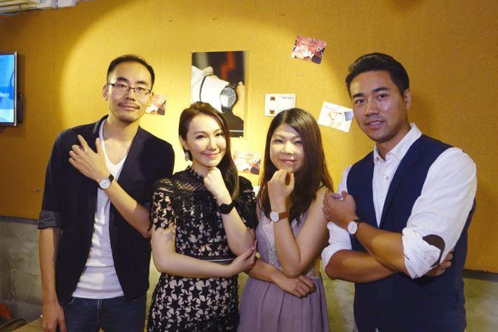 NADA Watch 香港四位合伙人