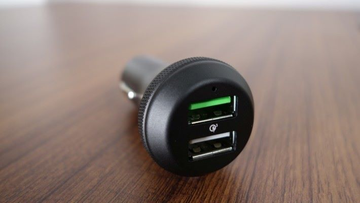 支援 QC 3.0 的充電產品已成為主流。