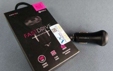 極速充電 ENERGEA FAST DRIVE 汽車充電器