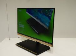 [IFA 2017] 支援無線充電 超型格 All in One 電腦 Acer Aspire S24