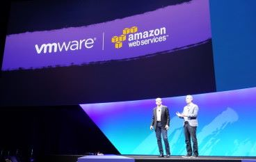 繼IBM後 VMware再夥AWS建混合雲