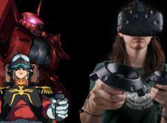 Gundam The Origin 馬沙視角 VR 遊戲
